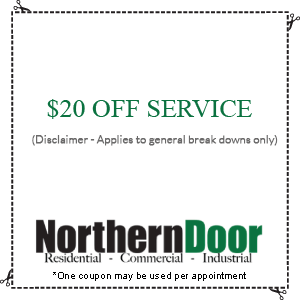 Coupons Garage Door Repairs St Paul